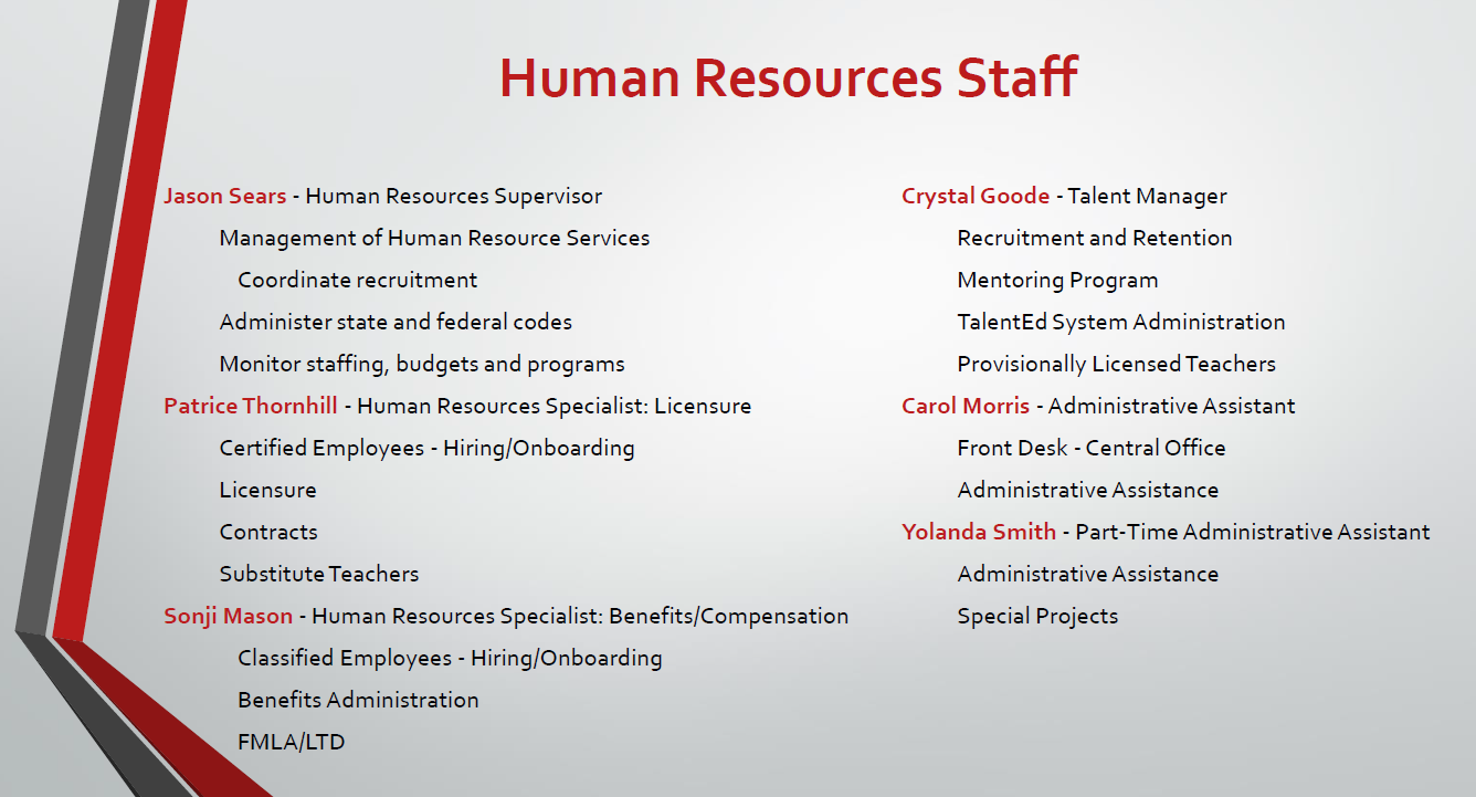 Human Resources / Home