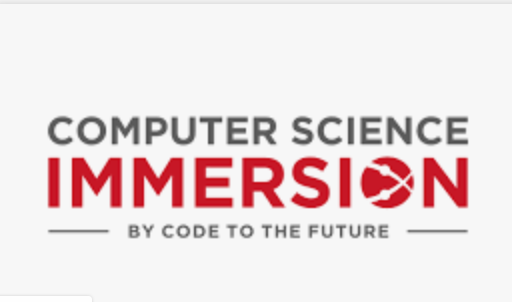 We are a Computer Science Immersion School!