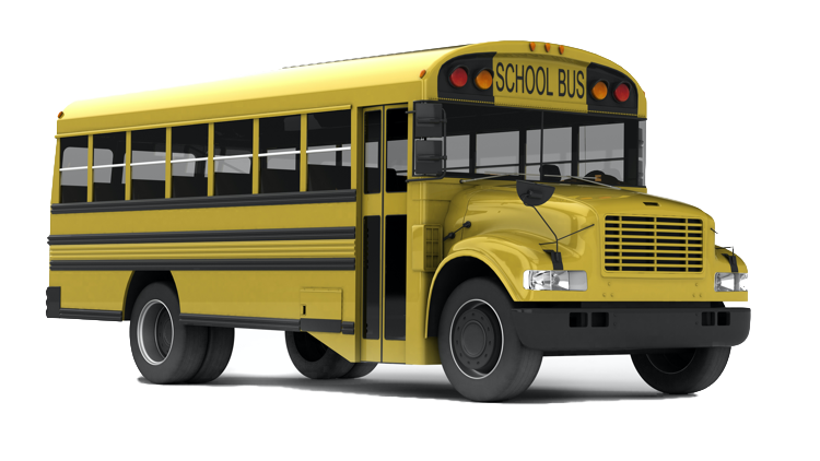 New Bus Routes for In-Person Learning! -April 12, 2021-June 18, 2021