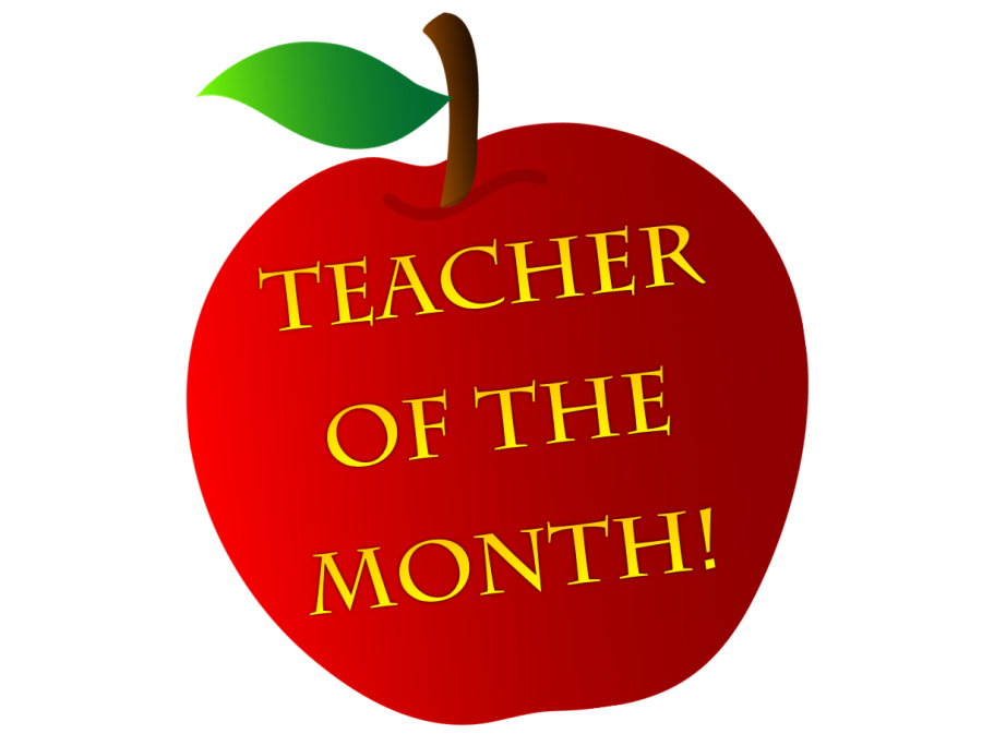 March Teacher of the Month: Mrs. Colleen Joseph, Science Department
