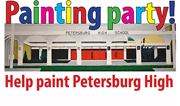 Petersburg High School image